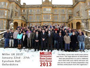 Miller 2013 group snow